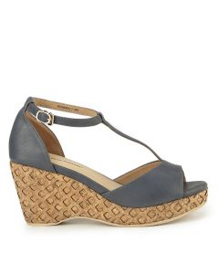 Hush Puppies Debora In Navy