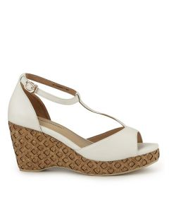 Hush Puppies Debora In White