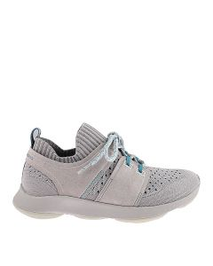 Hush Puppies World In Light Grey