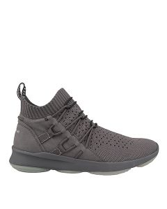 Hush Puppies Volt In Dark Grey